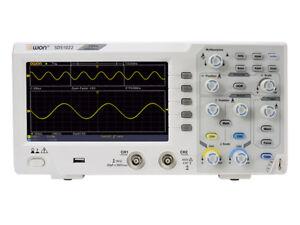 OWON SDS1022 Digital Storage Oscilloscope 2 Channel 20MHz