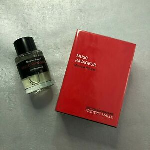 Frederic Malle Musc Ravageur Eau De Parfum 3.4 Oz | 100ml FREE Ship Authentic