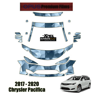 XPEL ULTIMATE Plus PreCut Paint Protection Kit for Chrysler Pacifica 2017 - 2020