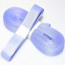 "5yds 3/8""(10 mm) Light purple Solid Christmas Grosgrain Ribbon Hair Bows Ribbion"