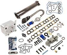 EGR Plate Kit Oil Cooler Gaskets Blue Spring Upgrade 03-10 Ford 6.0 Powerstroke