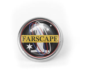 Cool Farscape Lapel/Tie Pin Badge