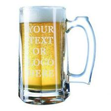 Giant Custom Beer Mug 28 Ounces Personalized Beer Stein Personalized Customized