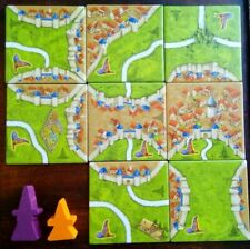 Carcassonne: Mage & Witch Mini Expansion New Edition original NEW no box