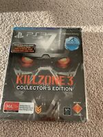 Killzone 3 - Limited / Collectors Edition Steel Playstation 3 (PS3) Brand New