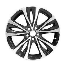"New 17"" Replacement Alloy Wheel Fits 2017-2019 Toyota Corolla Sedan 560-75208"