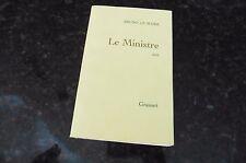 Bruno Le Maire Le Ministre Recit Grasset 9782246676119 Paris 2004 french book