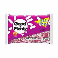 Good & Plenty Licorice Candy 10 lbs