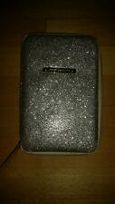 Juicy Couture gold glitter zip around tablet sleeve case