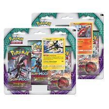 Pokemon TCG Sun & Moon Guardians Rising Triple Pack Booster - Brand New!