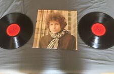 Bob Dylan Folk Rock Blonde On Blonde Lp (Columbia) C2S841) Nm-