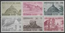 Sri Lanka postfris 1980 MNH 527-532 - Unesco (S2252)