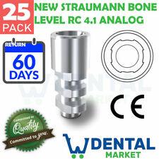 X 25 New Straumann Bone Level RC 4.1 analog