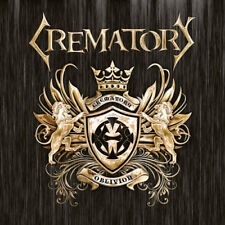 Crematory : Oblivion CD (2018) ***NEW***