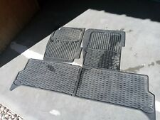 Land Rover Discovery 2 II Rubber Floor Mat Mats OEM Genuine Factory 1999~2004
