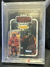 2012 Star Wars Vintage Collection VC72 Naboo Pilot AFA 9.0