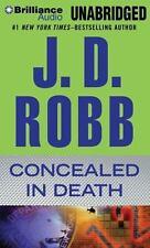 In Death: Concealed in Death 38 by J. D. Robb (2014, CD, Unabridged)