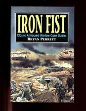 mac-  Iron Fist: Classic Armoured Warfare Case Studies, B Perrett, HBdj VG