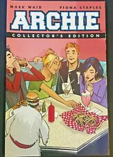 ARCHIE COLLECTOR'S EDITION. 2016. ARCHIE COMICS. MARK WAID FIONA STAPLES NM+