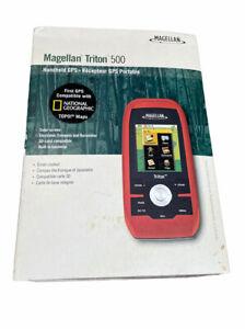 Magellan Triton 500 Waterproof Hiking GPS New Open Box