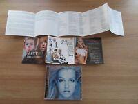 Britney Spears - In the Zone 14 Tracks Rare Korea Promo CD No Barcode