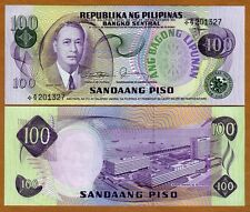 Philippines, 100 Piso (ND) 1978, Pick 164 (164cr), Star Note UNC > Replacement