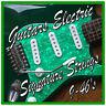 Cordes pour Guitare Électrique 9-46s Super Haut Léger / Standard Bas Jauge 009 -