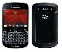 BlackBerry Bold 9930 - 8GB - Black (Unlocked)Smartphone Cell Phone AT&T T-Mobile