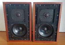 KEF bbc LS 3/5A class 2 monitor rosewood coppia diffusori usati ottimo stato