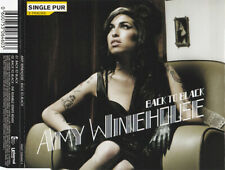Amy Winehouse  ‎– Back To Black - 2 Track CD Single © 2007 (NEW)