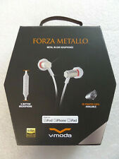 V-MODA Forza Metallo In-Ear Headphones with Microphone - iOS - Rose Gold