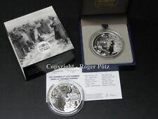 10 Euro 2015 World War I - Der moderne Krieg - Silber PP proof