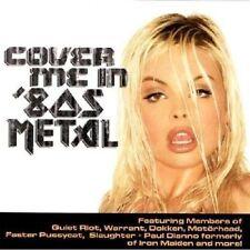 Lots de CD de musique rock pour métal