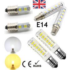 UK E14 1.5/2.5/7W Capsule LED Light Bulb for Cooker Hood Chimmey Fridge 220V