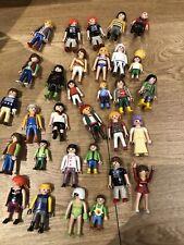 Playmobil Konvolut Figuren, Bauernhof Stadt , Über 30 Teile