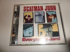 Cd  Everybody Jam! von Scatman John (1996)