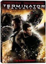Terminator Salvation DVD 2009 by Christian Bale Sam Worthington