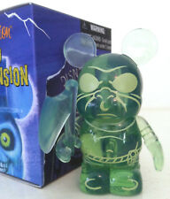 "DISNEY VINYLMATION 3"" HAUNTED MANSION 1 MASKED EXECUTIONER AXE GHOST TOY FIGURE"