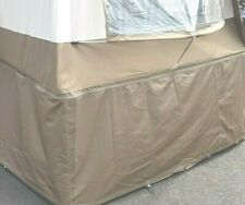 Underbed Skirts for 2007 to 2010 Pennine Fiesta