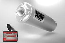 HMF Titan Quiet Slip On Exhaust + Dynojet PCV PC5 Polaris Sportsman 850 XP 2012