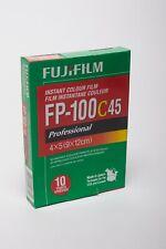 FUJI FP-100C 45 4x5 INSTANT FILM - DEAD STOCK - IN FRIDGE SINCE PURCHASE