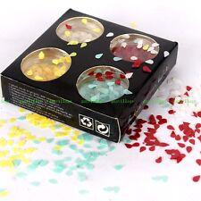 4pcs/set Nail Art Glitter Paillettes Sequins DIY Manicure 3x4mm Christmas Day
