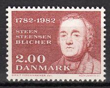 Denmark - 1982 Steen Blicher (Writer) - Mi. 761 MNH