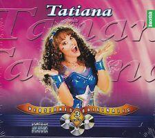 Tatiana Versiones Originales Box set 3CD New Nuevo Sealed