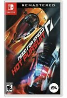 Need for Speed: Hot Pursuit Remastered - Nintendo Switch Brand New Sealed