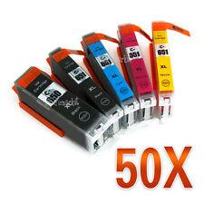 50pcs Ink Cartridges PGI650 XL CLI651 XL for Canon Pixma MG5660 MG6660 IX6860