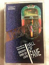 Rock N Roll Hall of Fame Vol. XII - Featuring: Groovy Kind of Love-Cassette Tape