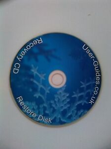 Windows XP Driver Restore CD