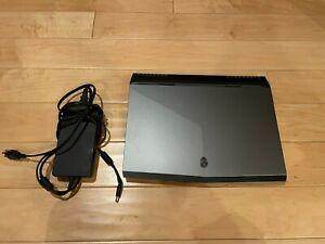 """Alienware 17 R4 i7-7700HQ 16GB RAM 128GB SSD 1TB HDD 17.3"""" FHD GTX 1070 Win10"""