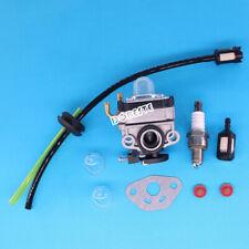 Carburetor For Ryobi RY13016 RY34006 RY34007 RY34426 RY34446 RY34447 Fuel Line